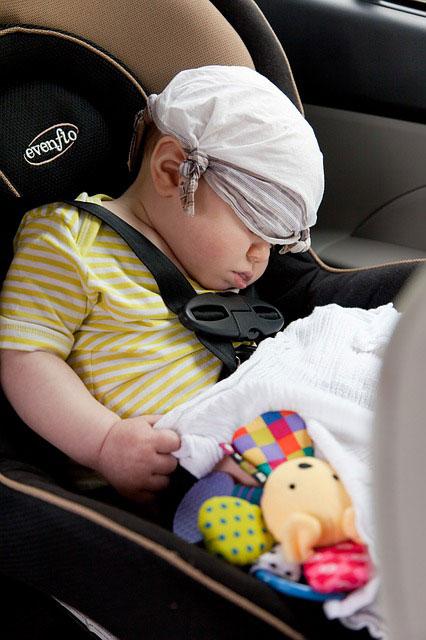 Dodatkowe funkcje fotelika samochodowego, które ułatwią Ci życie w czasie podróży