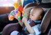 dodatki do samochodu dla dzieci